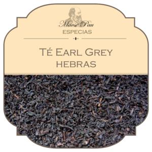comprar té earl grey en hebras