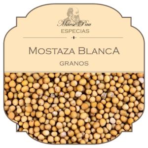 comprar semillas de mostaza blanca