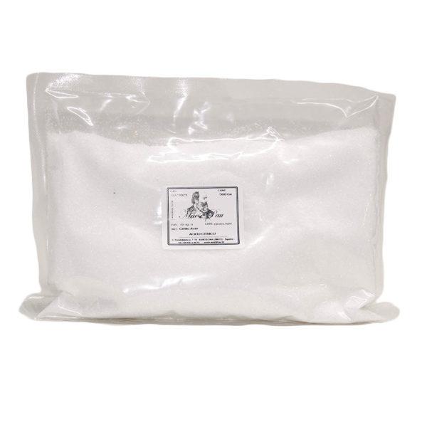 Ácido Cítrico en Polvo para cosmética natural