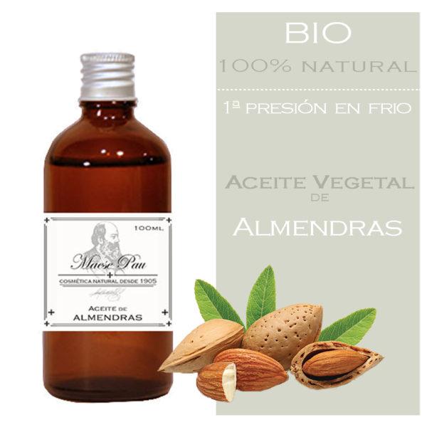 aceite de almendras dulces bio y puro para masajistas, masajes corporales, cuidado de la piel, cuidado del cabello, cosmética natural