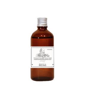 aceite de ricino bio para cosmética natural y perfumería