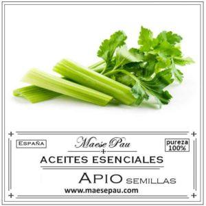Aceite Esencial de semillas de Apio