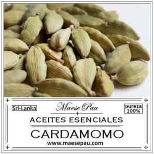 Aceite Esencial de Cardamomo