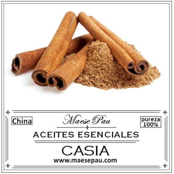 Aceite Esencial de Casia