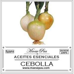Aceite Esencial de Cebolla