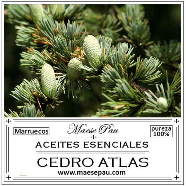 Aceite Esencial de Cedro de Atlas