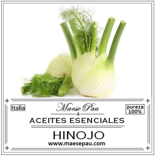 Aceite Esencial de Hinojo Dulce