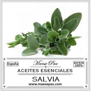 Aceite Esencial de Salvia Romana o Esclarea