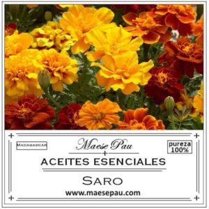 Aceite Esencial de Saro - Bio