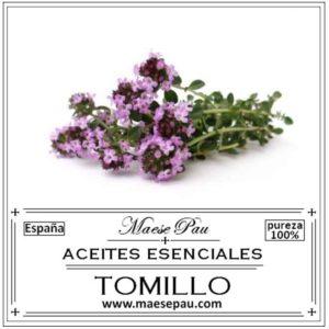 Aceite Esencial de Tomillo Rojo