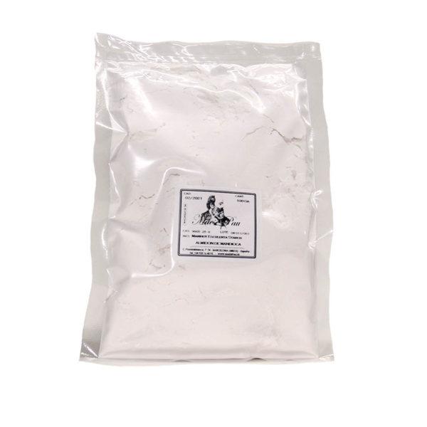 polvo de Almidón de Mandioca para cosmética natural micronizado
