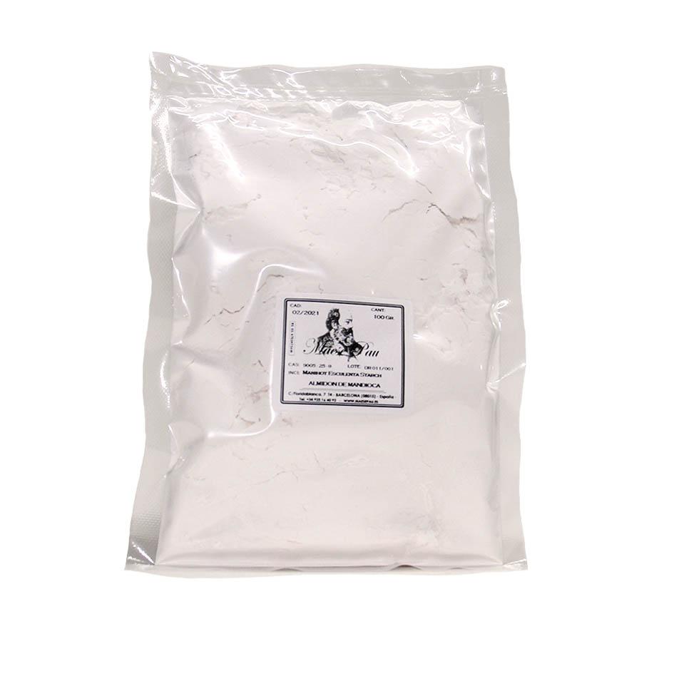 Polvo De Almidón De Mandioca Maese Pau Materiales Para Fabricar Cosmética Natural Y Perfumes