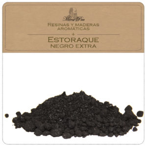 estoraque negro extra ,resina vegetal para perfumería niche, aromaterapia, cosméticas natural