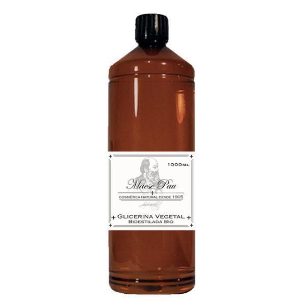 glicerina vegetal bio para hacer cosmética natural y perfumes