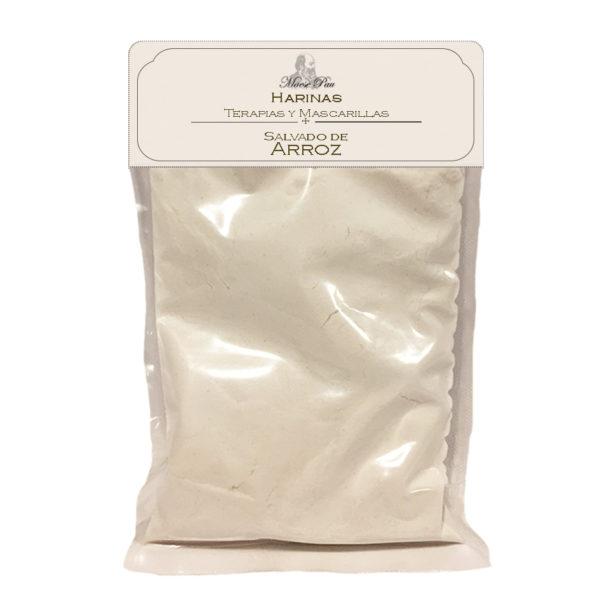 polvo de almidon de arroz micronizado