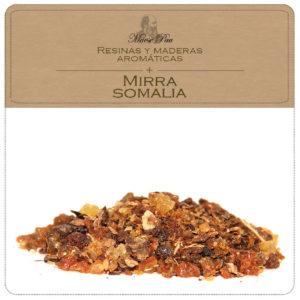 mirra somalia ,resina vegetal para perfumería niche, aromaterapia, cosméticas natural