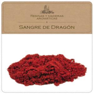 resina de sangre de dragón