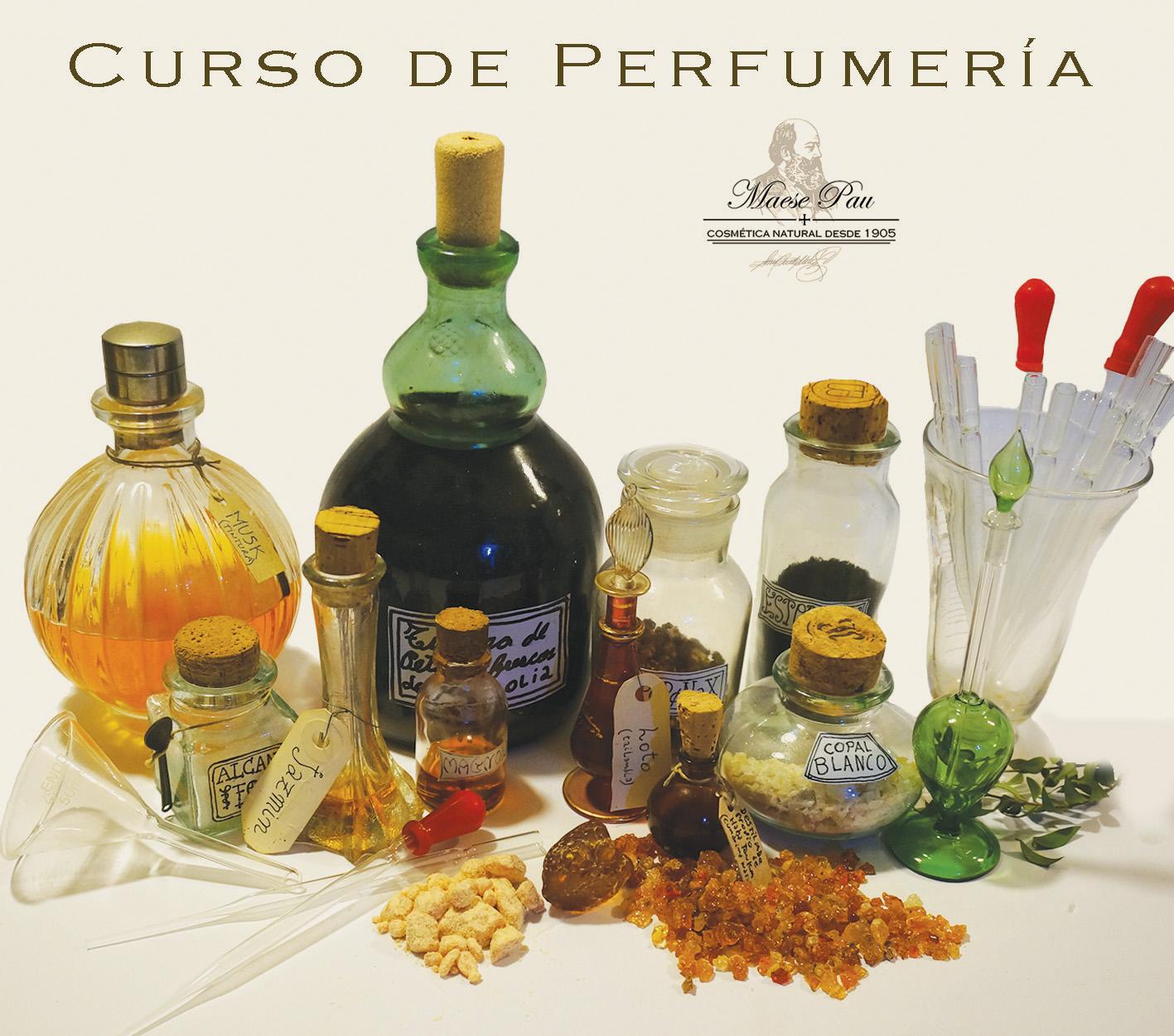 Curso de Perfumería