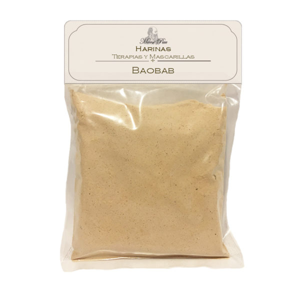 micronizado bio de baobab para base cosmética