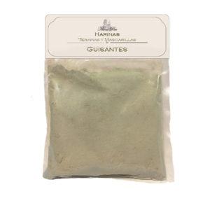 polvo micronizado de guisante para base cosmetica