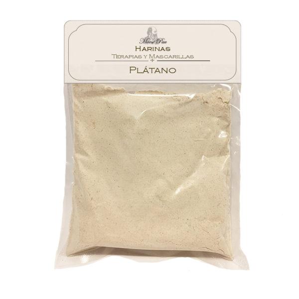 micronizado bio de platano para base cosmetica