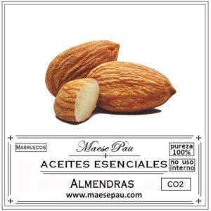 Aceite Esencial de Almendra CO2