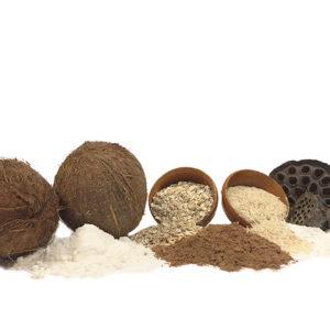 Micronizados Bio para Cosmética Natural