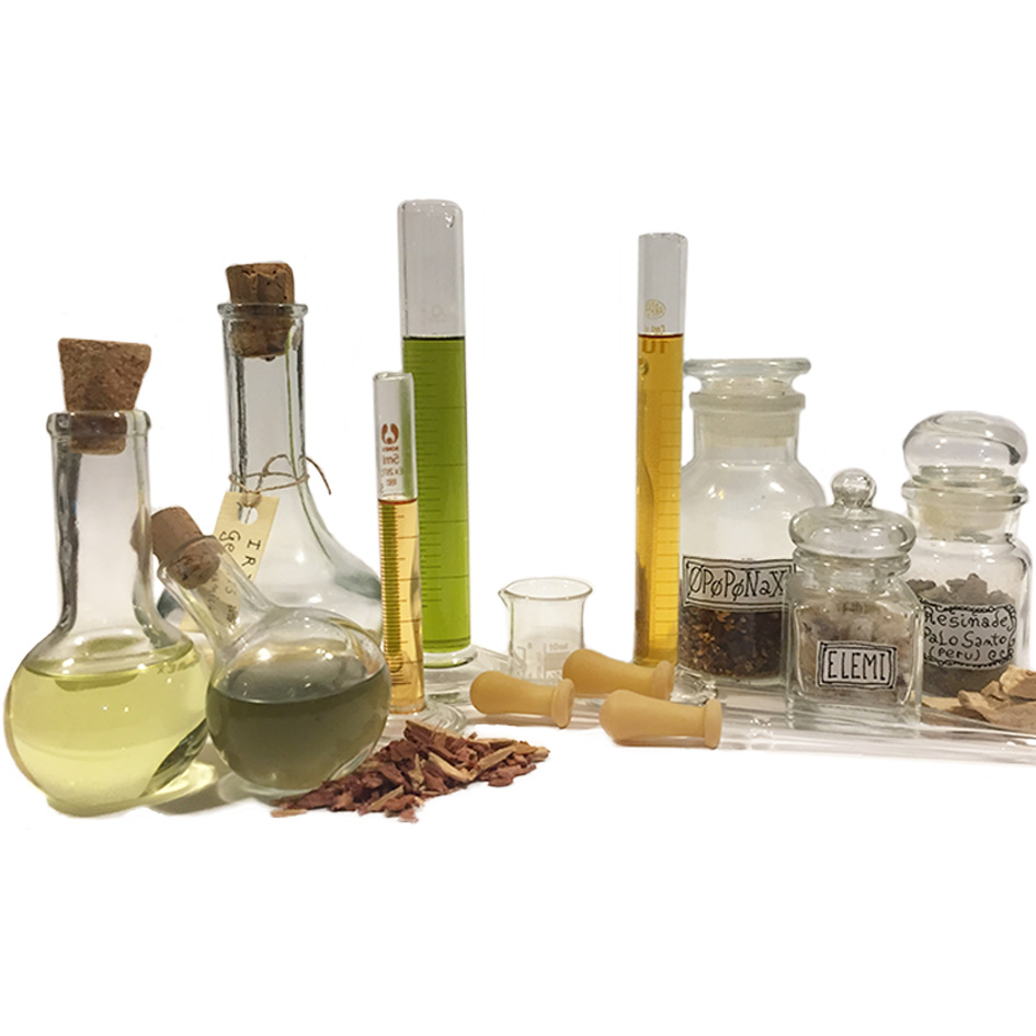 Fijadores para Perfumería