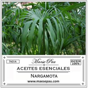 aceite esencial de nargamota