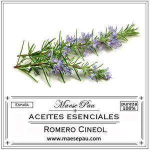 aceite esencial de romero cineol