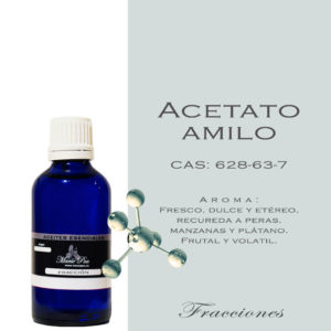 acetato amilo