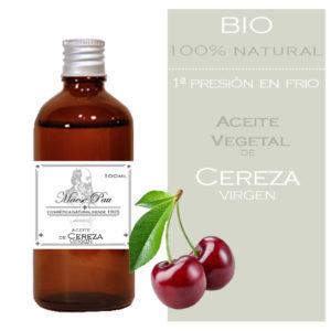 aceite de cereza virgen