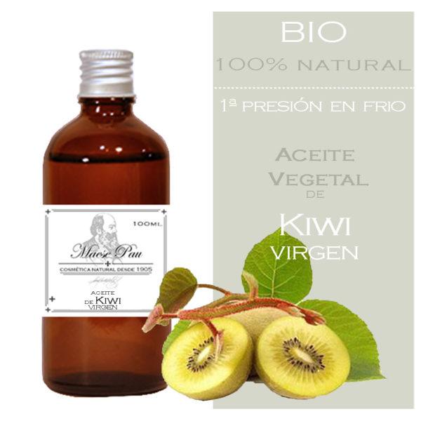 aceite de kiwi virgen