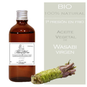 aceite de wasabi virgen