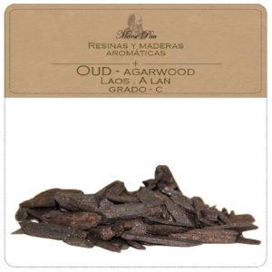 Oud - Agarwood Laos ,resina vegetal para perfumería niche, aromaterapia, cosméticas natural