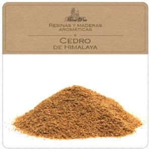 cedro de himalaya, para perfumería niche, aromaterapia, cosméticas natural