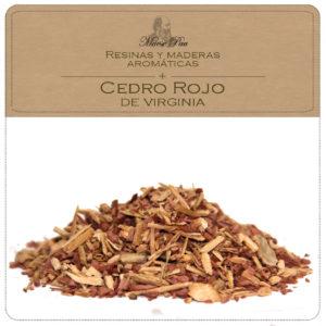madera de cedro de virginia, resina vegetal para perfumería niche, aromaterapia, cosméticas natural