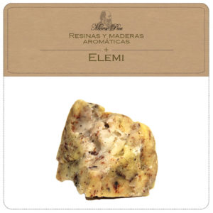 elemi resina ,resina vegetal para perfumería niche, aromaterapia, cosméticas natural