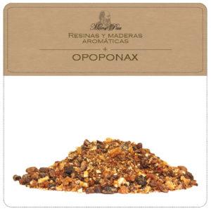 opoponax resina