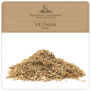 vetiver raíz ,resina vegetal para perfumería niche, aromaterapia, cosméticas natural