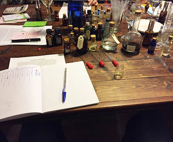 curso de perfumería en barcelona