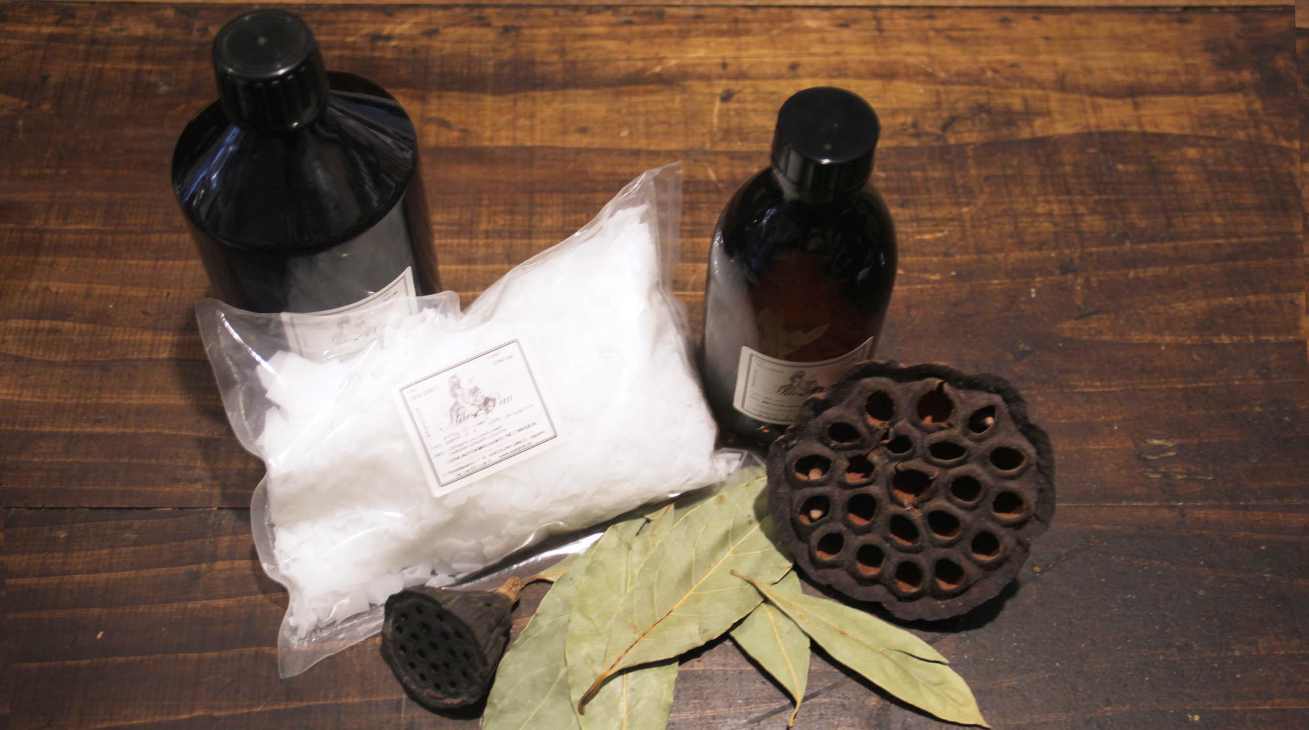 receta para hacer leche corporal natural