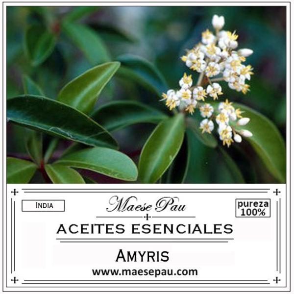 aceite esencial de amyris 100%natural