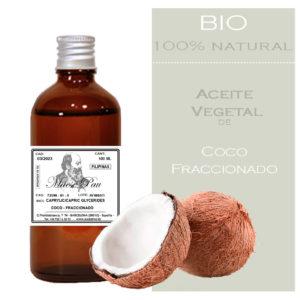 aceite de coco fraccionado para cosmética